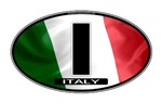 Italy Oval Colors 2