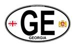 Georgia Euro Oval
