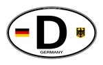 Germany Euro Oval