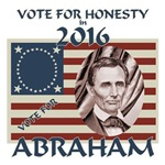 VOTE FOR HONESTY IN 2016