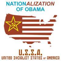 U.S.S.A. United Socialist States Of America