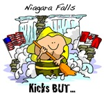 Niagara Falls Kicks But...