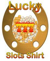 Lucky Slots Shirt 2