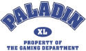 Paladin: Gaming Dept.