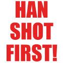 Han Shot First!