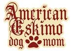 American Eskimo Mom