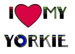 I HEART MY YORKIE