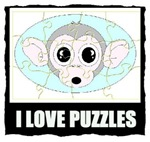 I LOVE PUZZLES