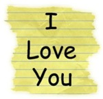 I LOVE YOU