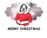 MERRY CHRISTMAS BOSTON BABY