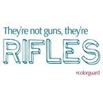 Color Guard Rifles