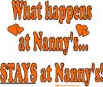 Nanny's House Design