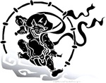 Dragon Pirate Design