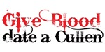 Give Blood Date a Cullen