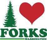 I Love Forks Washington
