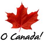 O Canada! Red Maple Leaf