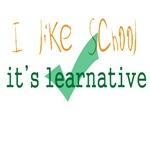 School is learnative