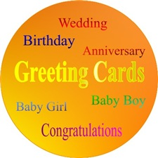 <b>GREETING CARDS</b>
