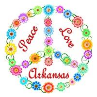 <b>PEACE LOVE ARKANSAS</b>