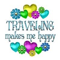 <b>TRAVELING HAPPINESS</b>