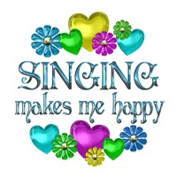 <b>SINGING HAPPINESS</b>