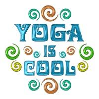 <b>YOGA IS COOL</b>