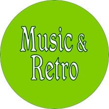 <b>MUSIC and RETRO</b>