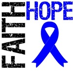 Faith Hope Colon Cancer T-Shirts & Gifts