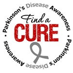 Parkinson's Disease Find A Cure Shirts & Gifts