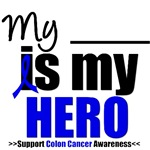 Colon Cancer Hero T-Shirts & Gifts