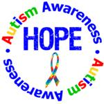 Autism Hope Awareness Shirts & Gifts