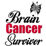 Brain Cancer Survivor Shirts & Gifts