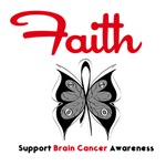 Brain Cancer FaithButterfly