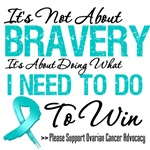 Ovarian Cancer Bravery