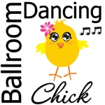 Ballroom Dancing Chick