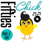 Fifties (1950s) Chick