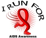 AIDS I Run For Awareness
