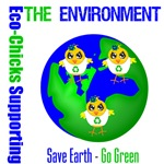 Eco-Chicks Save Earth