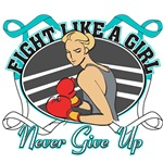 Cervical Cancer Fight Never Give Up