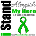 TBI I Stand Alongside My Hero
