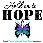 Hold On To Hope Domestic Violence & Sexual Assault
