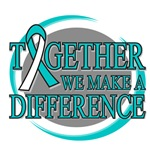 Cervical Cancer Together We Make A Difference Tees