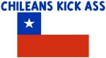 CHILEANS KICK ASS