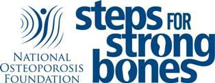 Steps for Strong Bones Merchandise