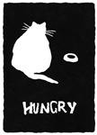 Hungry & Fat Cat