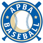 New Logo APBA Baseball