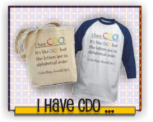 I have CDO ...