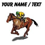 Custom Race Horse