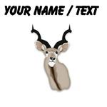 Custom Antelope Head