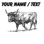 Custom Buffalo Sketch